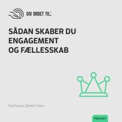 Sådan skaber du engagement og fællesskab